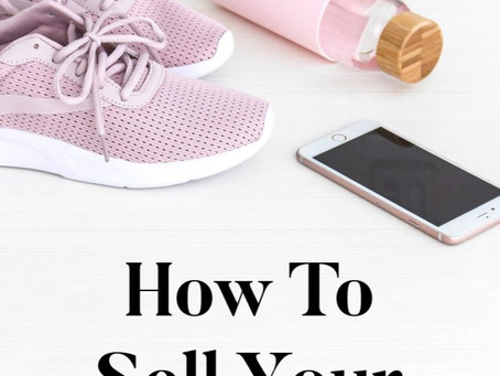 Make Extra Cash By Learning How To Sell Your Stuff!