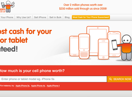 How To Make Money Selling Your Old Cell Phone