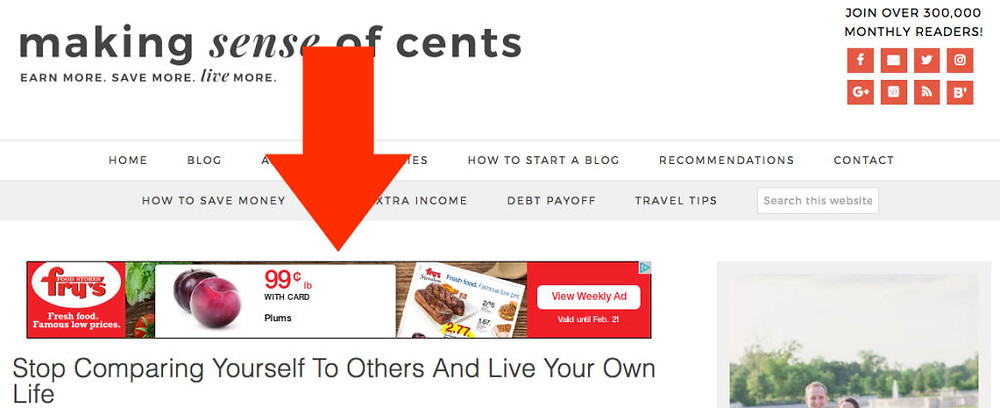 Here's how to make money blogging and how I've built a $1,000,000 blog. I have earned over $1,500,000 with my blog and around $979,000 in just 2016 alone.