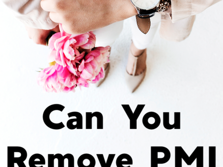 Can You Remove PMI From Your Mortgage?