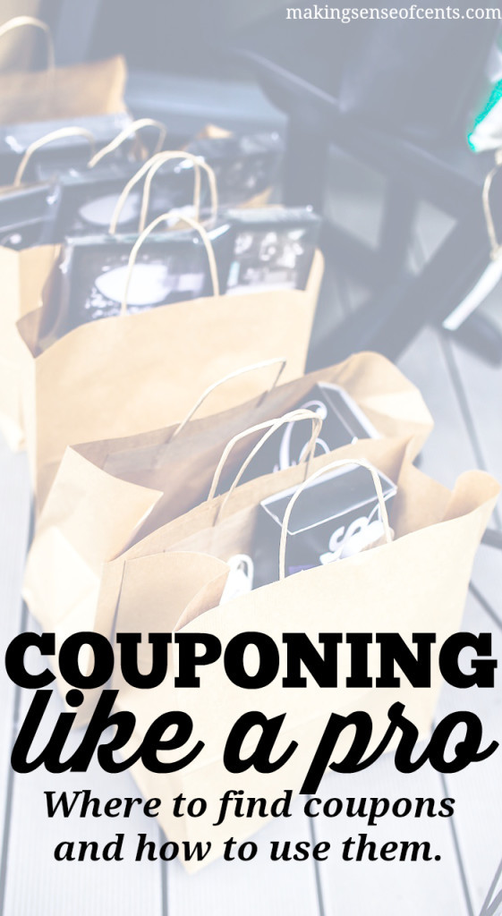 Couponing Like A Pro
