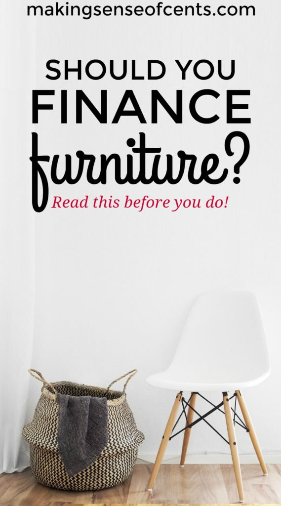Financing furniture is usually a bad idea. Having a home furniture payment through furniture financing is bad news as it can wreck your finances! Having a home makeover doesn't have to make you broke - you can DIY a living room, find affordable ideas, and more!