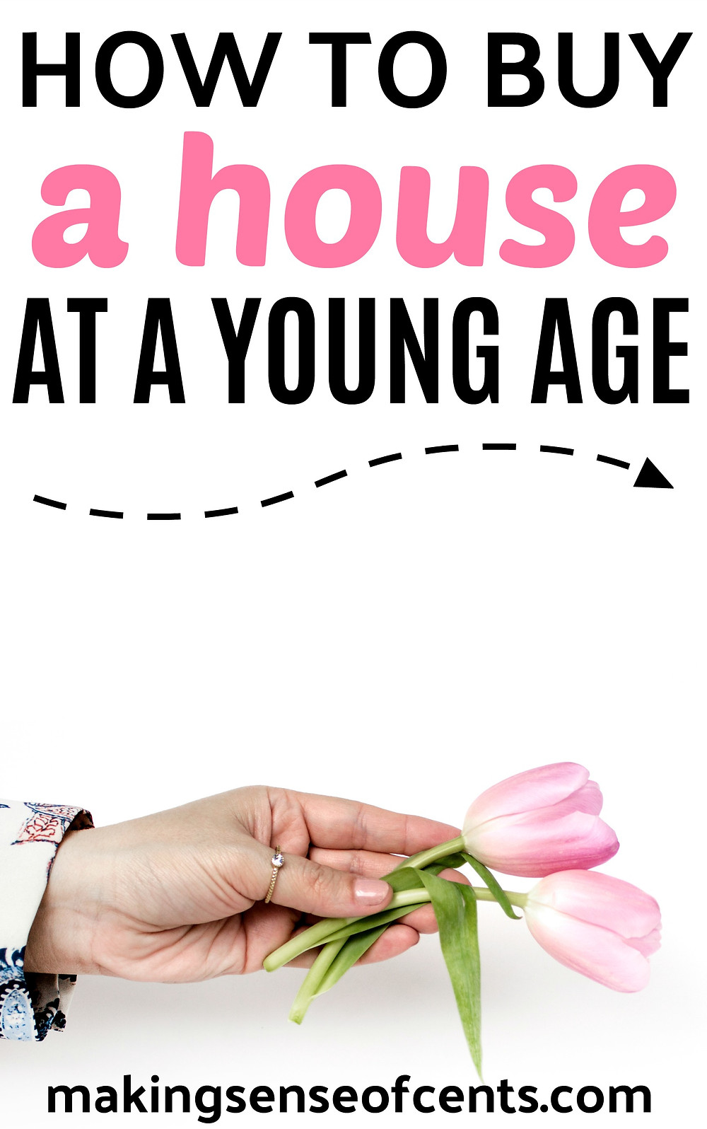Find out how to buy a house at a young age. This is a great list!