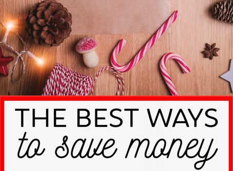 The Best Ways To Save Money This Holiday Season