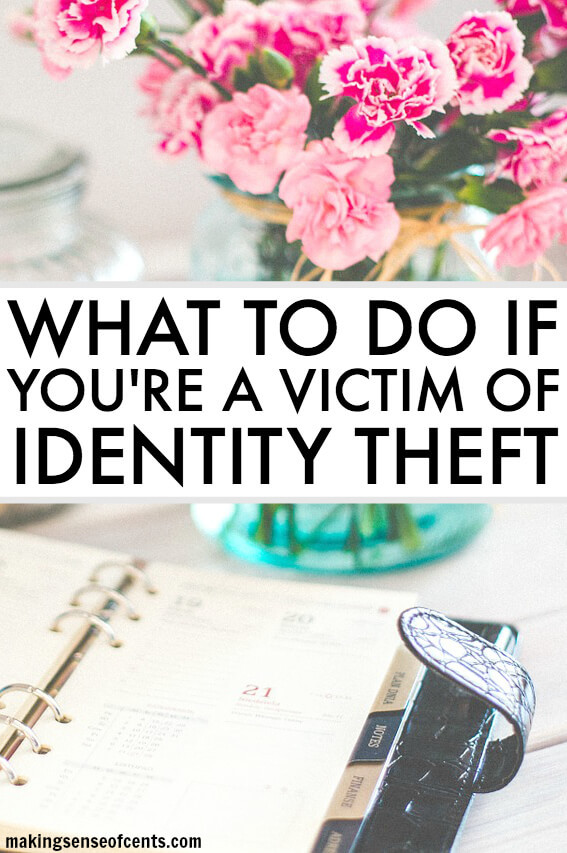 What To Do If You're A Victim Of Identity Theft (1)
