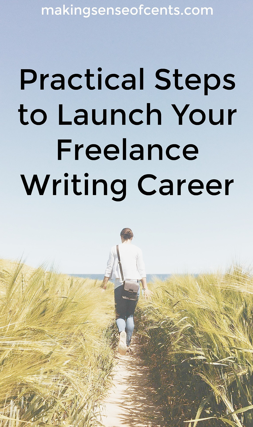Check out these practical steps tol aunch your freelance writing career. This is a great list!