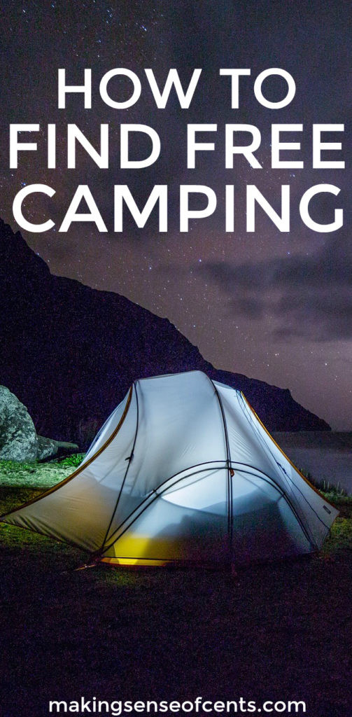Are you looking for free camping and cheap campsites? Here, you'll see how to find free campsites, cheap camping, free RV camping, and free campgrounds.