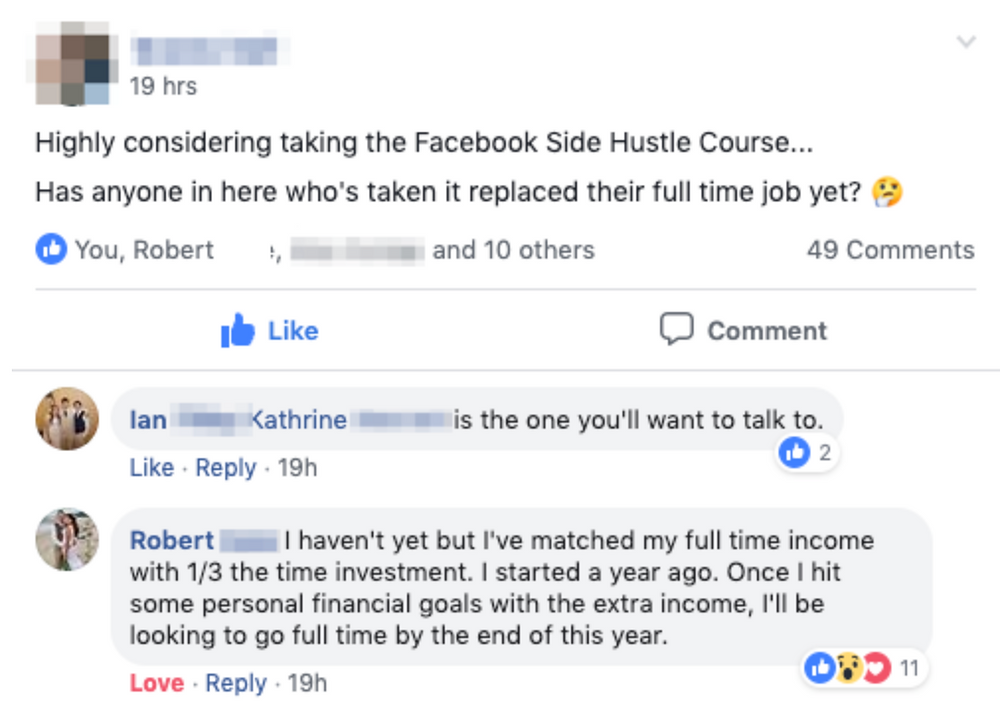 How To Make $1,000 Extra In Your Spare Time With Facebook