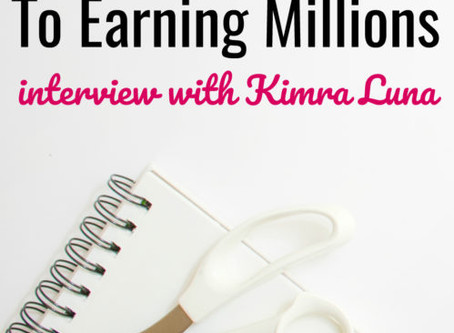 This Successful Entrepreneur Went From Welfare To Earning Millions – Interview with Kimra Luna
