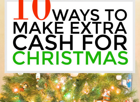 10 Ways To Make Extra Income During the Holidays