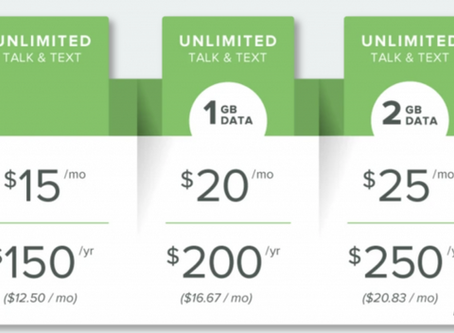 Saving Over $2,000 A Year With Republic Wireless Review – How Much Money Could You Save?