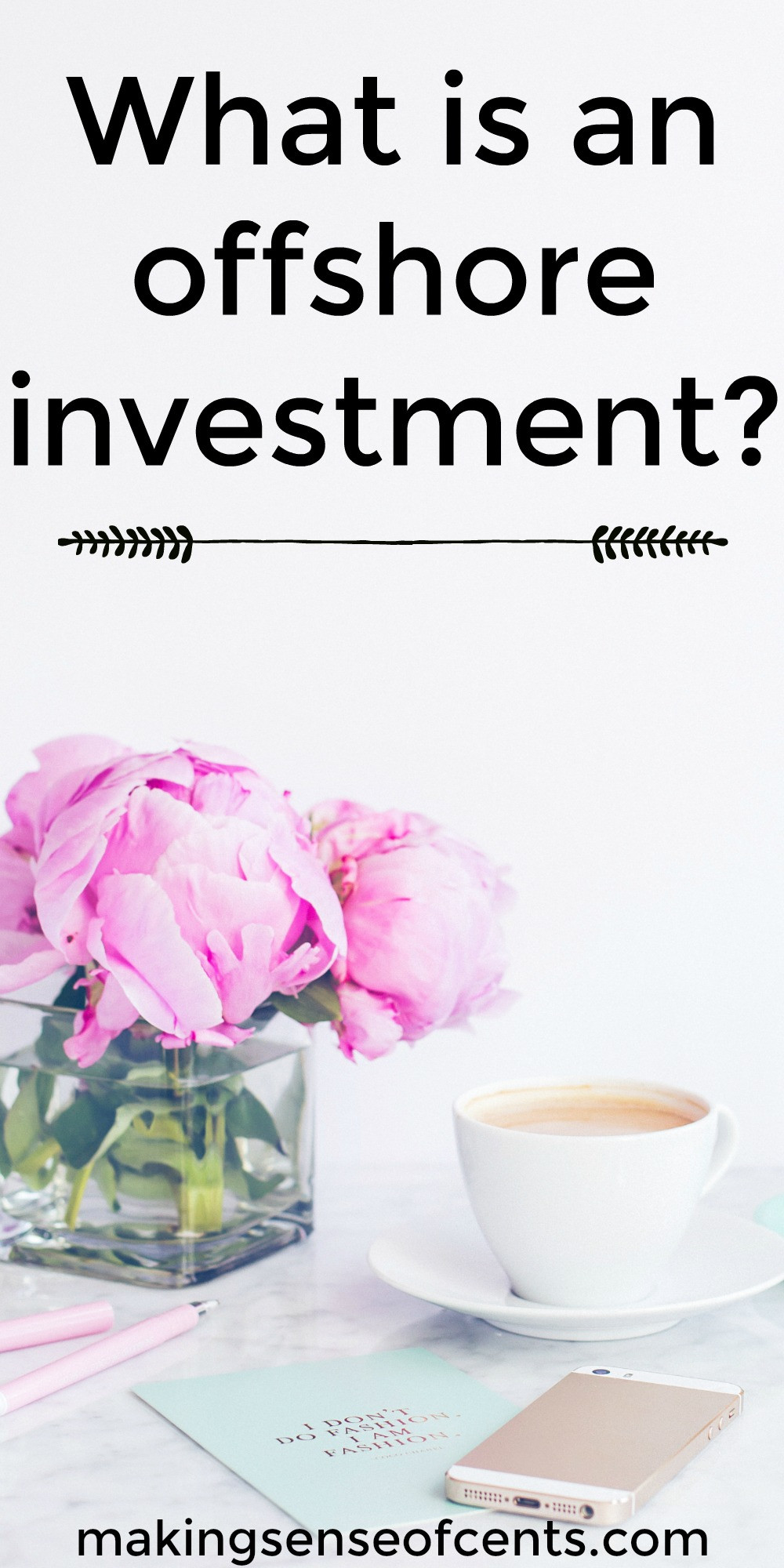 What is an offshore investment?