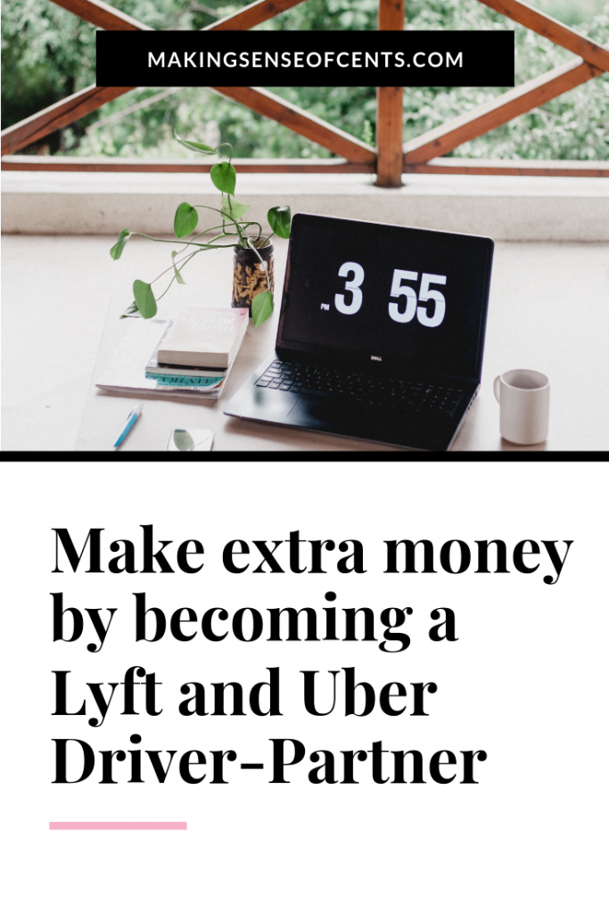 An Interview With A Lyft and Uber Driver - Side Hustle Idea #makemoney #makeextramoney