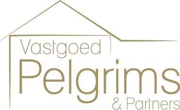 LOGO - Vastgoed Pelgrims-partners - goud