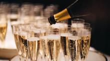 """Drink op het nieuwe jaar met onze lekkere """"BUBBELS""""!"""