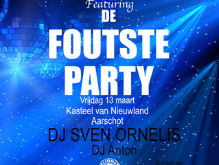 BAL NOSTALGIQUE - featuring de foutste party