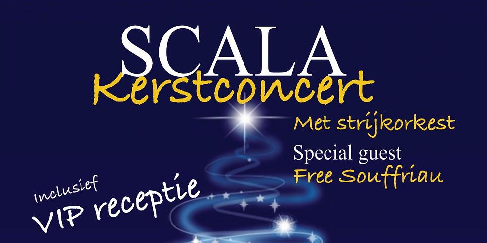 Scala kerstconcert met VIP arrangement verzorgt door Lions Club Aarschot