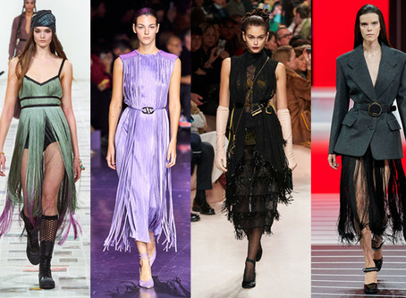 Fashion Month Autumn/Winter 2020 – Our Top Trends From The Fall 2020 Season