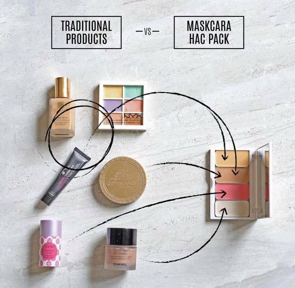 Maskcara Beauty - HAC pack