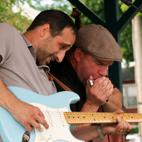 Chris Vitarello & Chris O'Leary