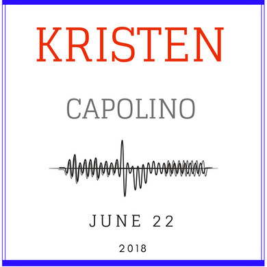 KRISTEN CAPOLINO: Athens Performing Arts 2018 Summer Concert Series