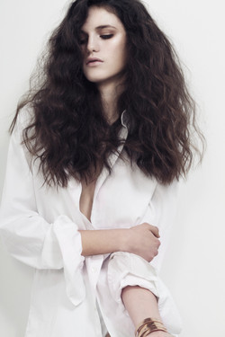 White for l'Eclectic magazine