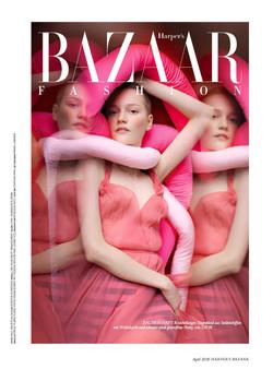Harper's Bazaar by Paul Rousteau