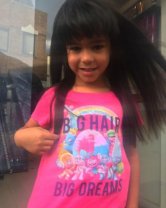BIG HAIR BIG DREAMS 🦄 • one of the cute