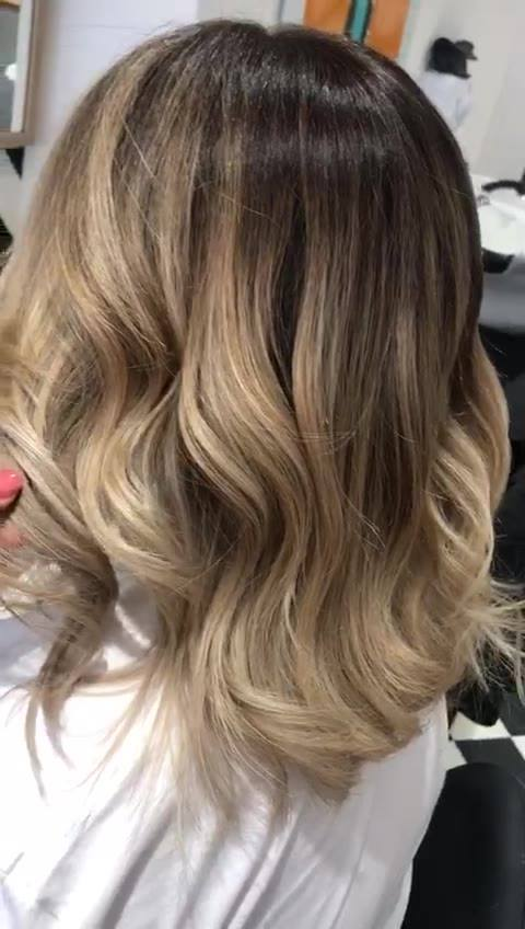 Have you thought about going lighter for the summer, but the time and cost, is something you don't want to commit yourself to? WE HAVE THE ANSWERS. We create our colours based on your lifestyle.. you can be a busy bee with beautiful hair, thanks to o