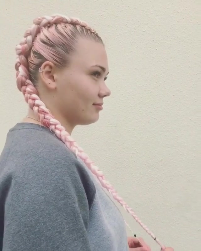 Braided life for _readingfestival adding