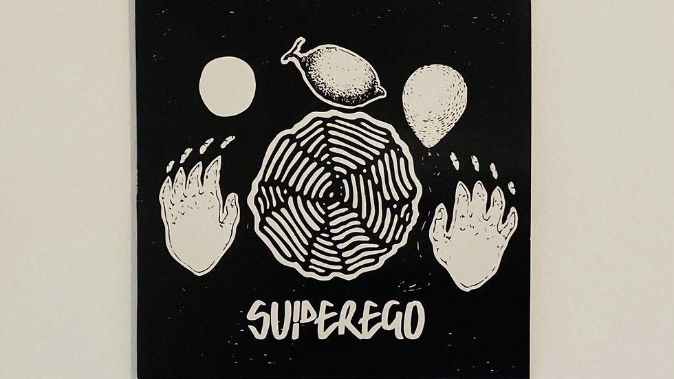 Superego 'Sleep' 7""