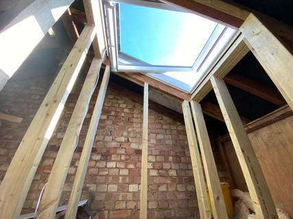 Double storey side extension & house refurb