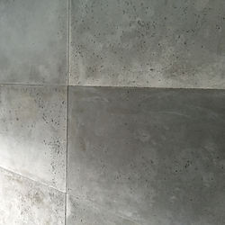 Concrete wall panels.Industrial home decor