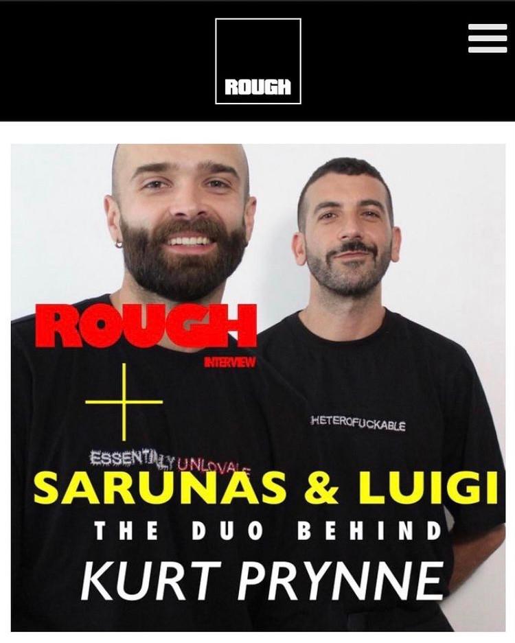 ROUGH MAGAZINE