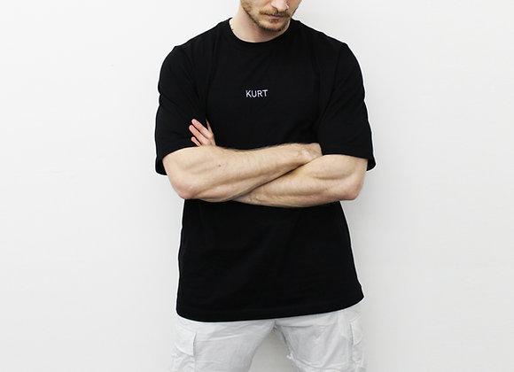 T-shirt KURT black