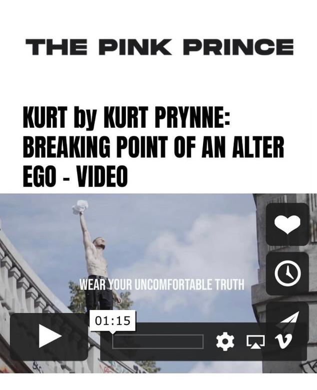 THE PINK PRINCE MAGAZINE