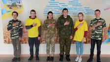 Фотофлешмоб #Дякую_захисникам_і_захисницям_України