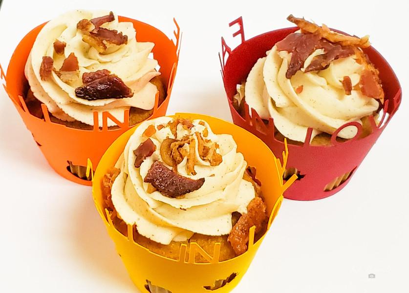 Taste of Autumn Cupcakes
