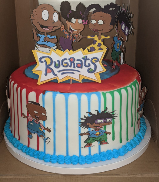 Rugrats Cake