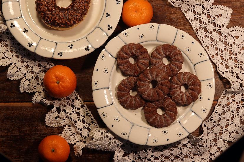 Babiččin dezertní talíř