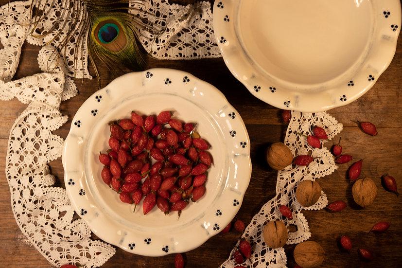 Babiččin talíř na polévku