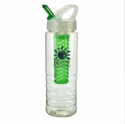 26 oz. Stark Bottle w/Fruit Infuser