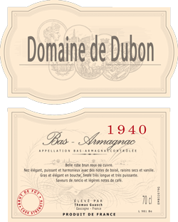 Dubon 1940
