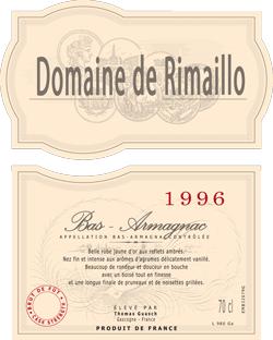 Rimaillo 1996