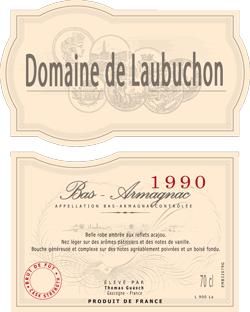 1990 - Domaine de Laubuchon