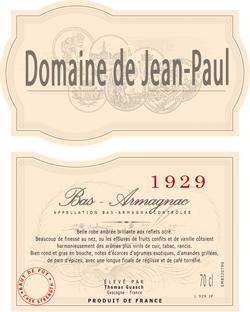 Jean Paul 1929