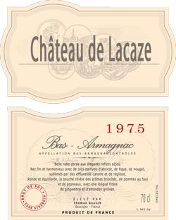 Lacaze 1975
