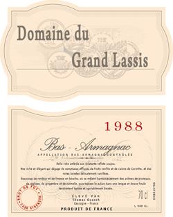Grand-Lassis 1988