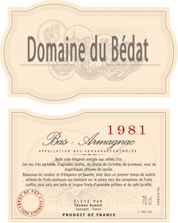 Bédat 1981