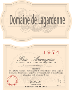Lagardenne 1974